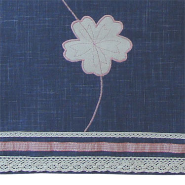 tafelloper Yomo Embroidery