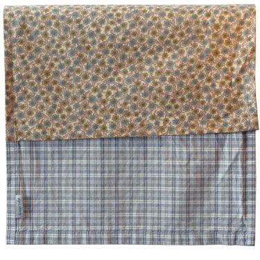 Tafelloper Cotton Check grey