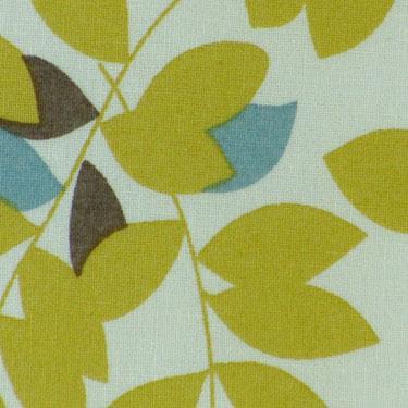 tafelloper Leaves Natural yellow