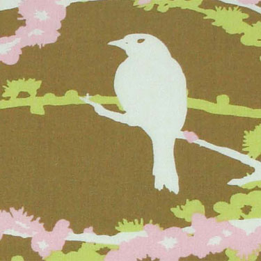 Tafelloper Beady Birdie green