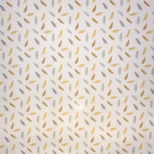 Lotek XL hoesje Mia Feather yellow