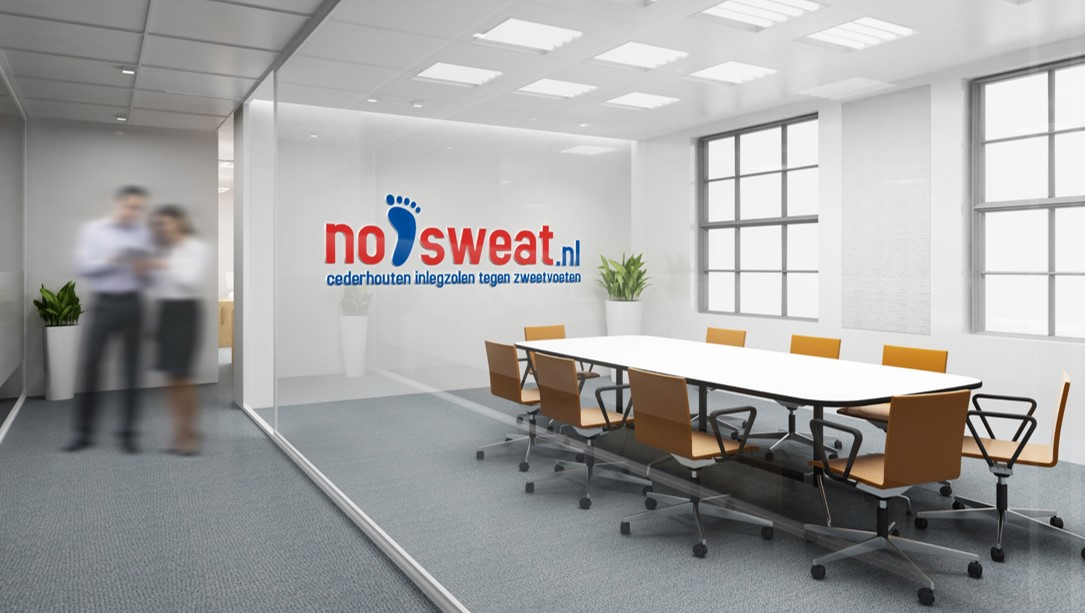 interieur van No Sweat
