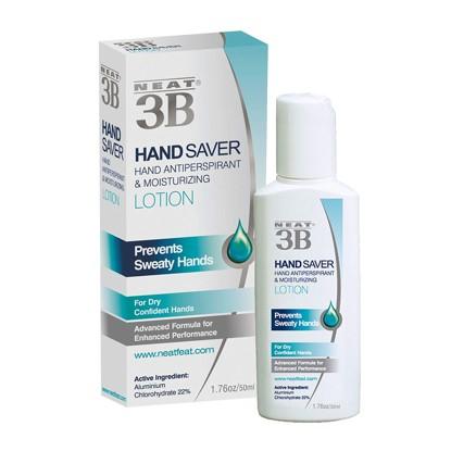 Neat Feat Touch Handlotion Anti-Transpirant - tegen zweethanden