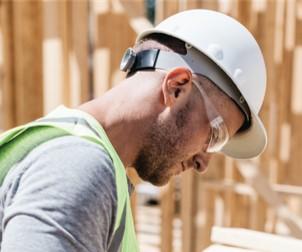 hat liners absorberen het zweet in je bouwhelm