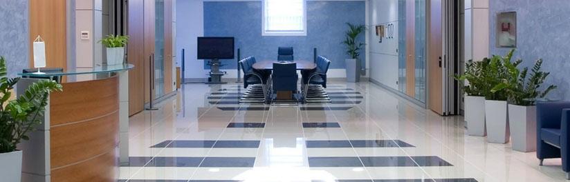 3 - Met de juiste apparaten is het eenvoudig uw kantoor schoon te houden.