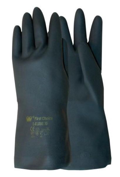 Neopreen handsch.zwart vlokgev.cat3, large