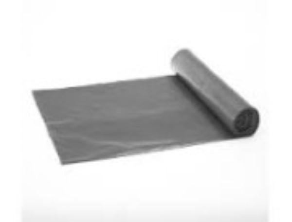 Vuilniszak NON Komo 60x80cm. T50 grijs rol van 20 stuks.