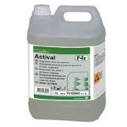 Diversey actival 2x5ltr. Laagschuimingd ontvettend reinigingsmiddel.