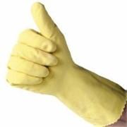 Safegrip handschoen geel M