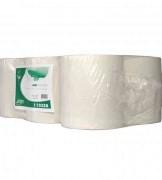 Midi rol naturel wit 20cmx300m. 1-laags verpakking van 6 rol