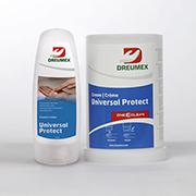 Dreumex Universal Protect beschermende creme leverbaar in verschillende verpakkingen