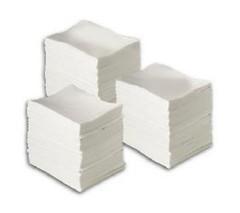 Servetten cellulose 33x31cm. 1-laags doos van 9 pak a 500 servetten.