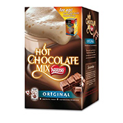 Nestlé Hot Chocolate Mix 20gr. (O=4)