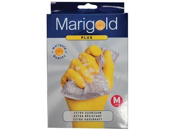 Marigold Plus handschoen geel L