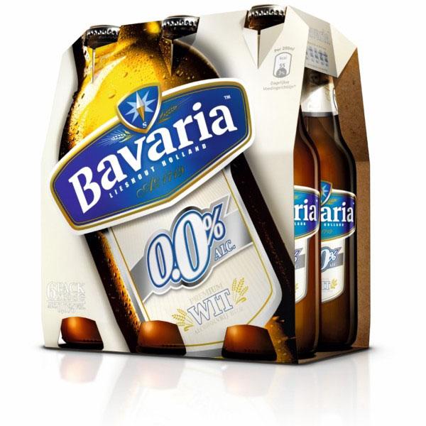 Bavaria Premium Wit bier 0,0% alc
