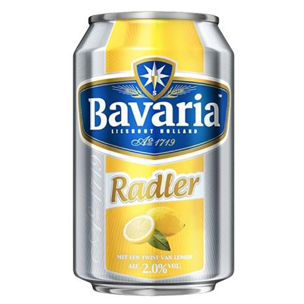 Bavaria Radler Lemon blik