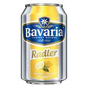 Bavaria Radler Lemon blik