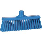 Vikan Hygiene rechte medium veger blauw 30cm