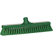 Vikan hygiene zachte veger groen 40 cm.
