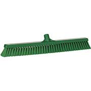 Vikan hygiene zachte veger groen 60 cm