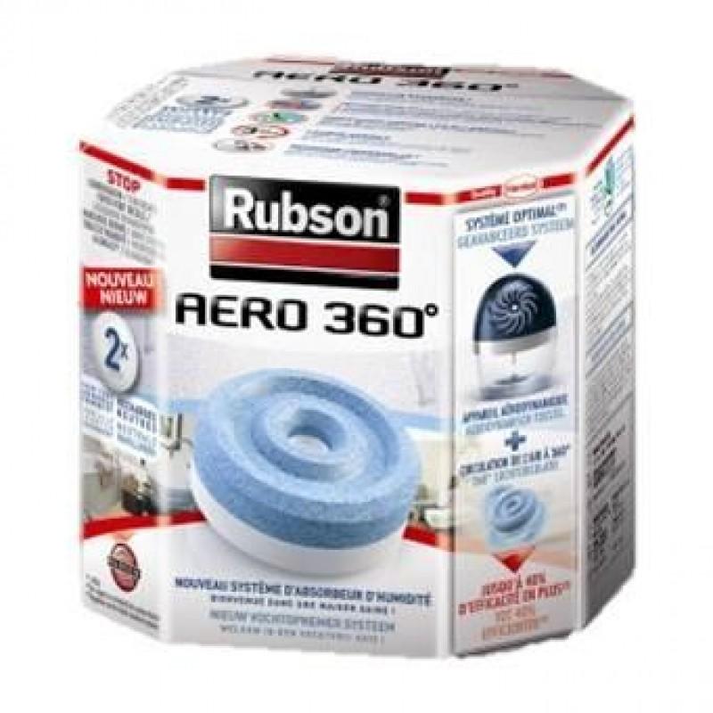 RUBSON Vochtopnemers Toestel AERO 360 450gr