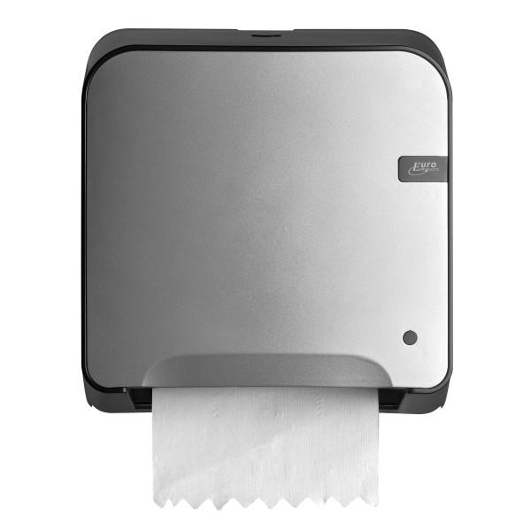 Quartz Handdoekautomaat voor Mini Matic XL Handdoekrollen leverbaar in de kleuren: White, Silver en Black
