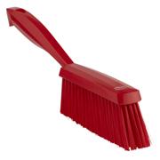VIKAN Hygiene handveger, rood zachte vezels, 33 cm