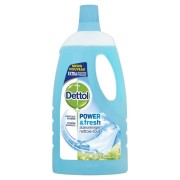 DETTOL Allesreiniger Power & Fresh Katoenfris 1ltr