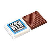 Fair Trade Original Carré chocolade melk