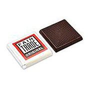 Fair Trade Original Carré chocolade puur