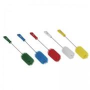 Vikan hygiene pijpenborstel medium, voor flex. kabel (60x205mm /12)