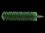 Vikan hygiene pijpenborstel medium, voor flex. kabel (40x170mm /10)