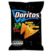 Doritos sweet chili pepper 44gr. (zwart)