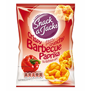 Snack-a-Jack mini barbecue paprika 30gr.