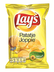 Lay's Chips Patatje Joppie 40gr.
