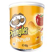 Pringles Chips Paprika 40gr.