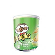 Pringles Chips Sour Cream & Union 40gr.
