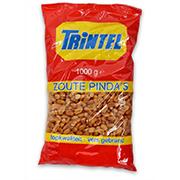 Trintel pinda's (O=9)