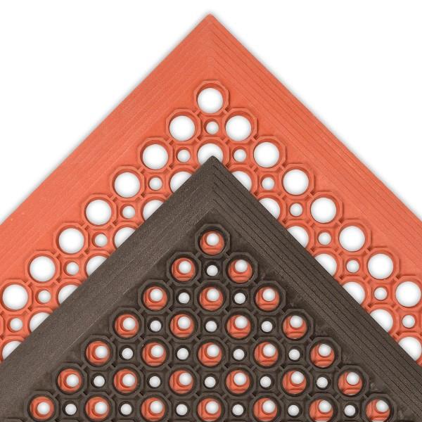 Antivermoeidheidsmat Sanitop Deluxe-Rood-91 x 152 cm
