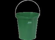 Vikan emmer met maatverdeling en schenktuit (12 Liter)
