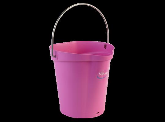 Vikan emmer met maatverdeling en schenktuit (6 liter)