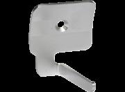 Vikan hygiene ophangrek 48mm 1 haak, Incl. bevestigingsmateriaal