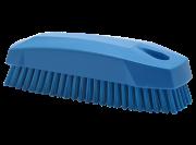 Vikan hygiene harde nagelborstel 45 x 118 mm diverse kleuren