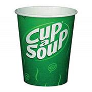 Cup-a-Soup bekers 140ml. C-fine/foam tbv automaat