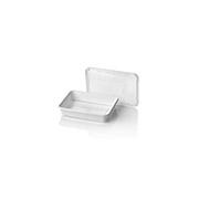 Plastic magnetronbak 0,5 ltr. + deksel