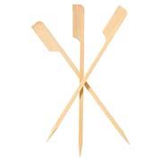 Bamboe prikker 12 cm