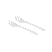 PS vorken wit 16,5 cm.