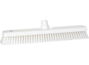 Vikan hygiene vloerschrobber 47cm, hard (70x470mm /8) -wit