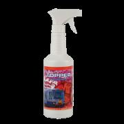 Topper Grafiti verwijderaar sprayflacon 650ml.