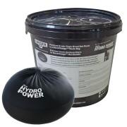 HiFlo nLite® HydroPower DI, 4x QuickChange hars zak 6l (24l)